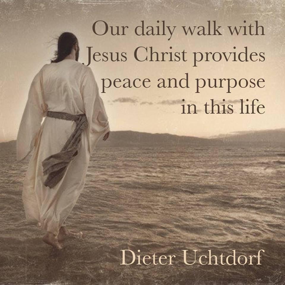 主キリストとともに歩む日々には平安と意義がある