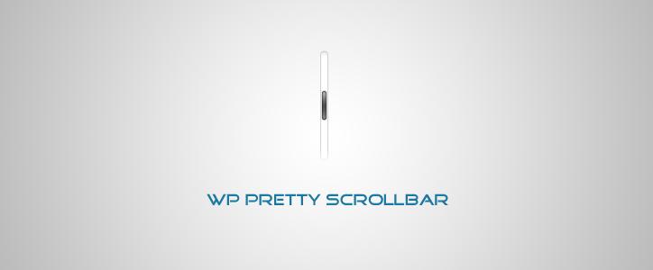 Wp Pretty Scroll Bar Scroll Bar Wordpress Tutorials Wordpress Theme Responsive