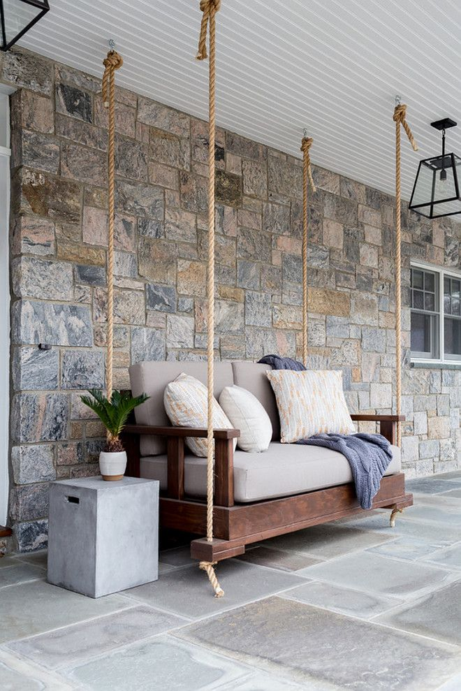 pin on outdoor living space on porch swing ideas inspiration id=57979