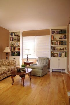 Bookcases eclectic-family-room | Bookcases | Pinterest