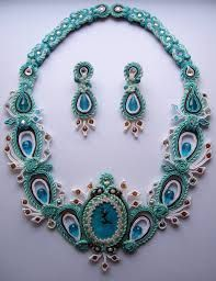 soutache jewelry - Google Search