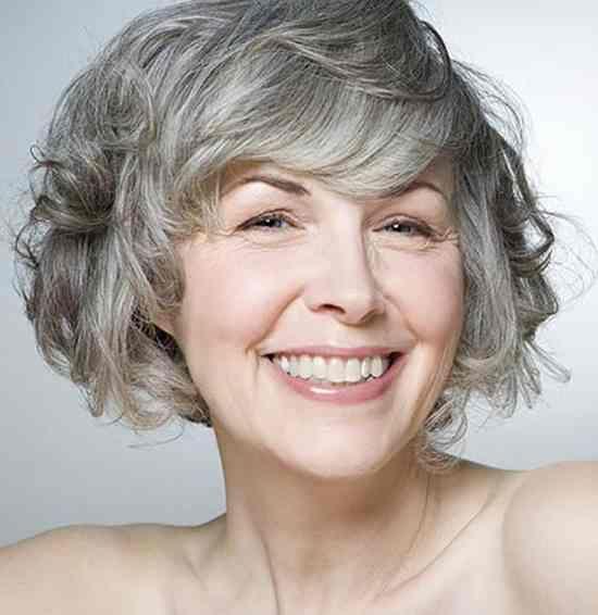 cortes de pelo corto para mujeres mayores de aos