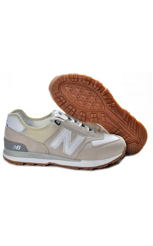New Balance 581 Shoes For Men White and Grey 2014 Cheap