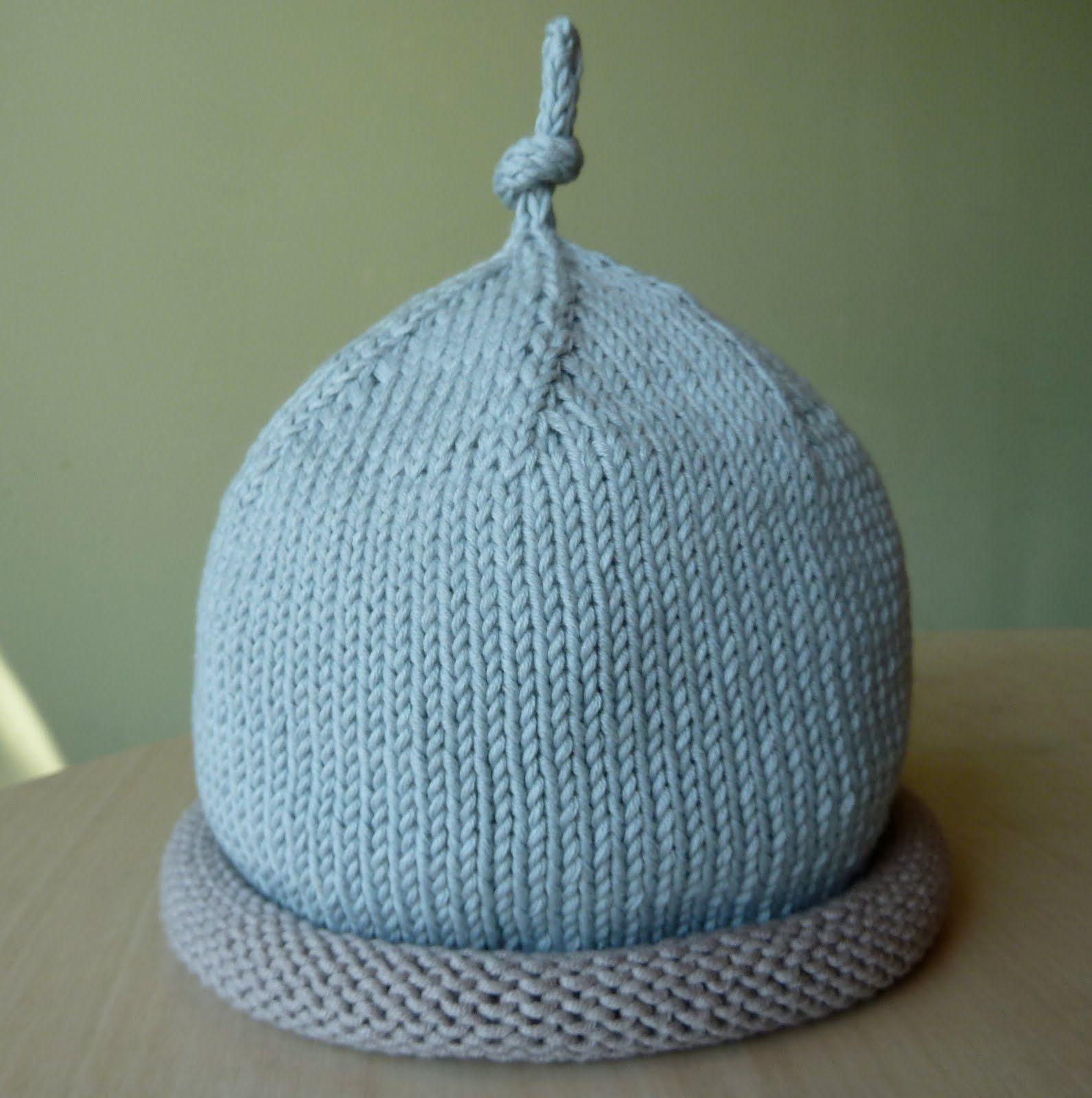 Debbie Bliss Cashmerino-knit baby beanie  3f846a99cec