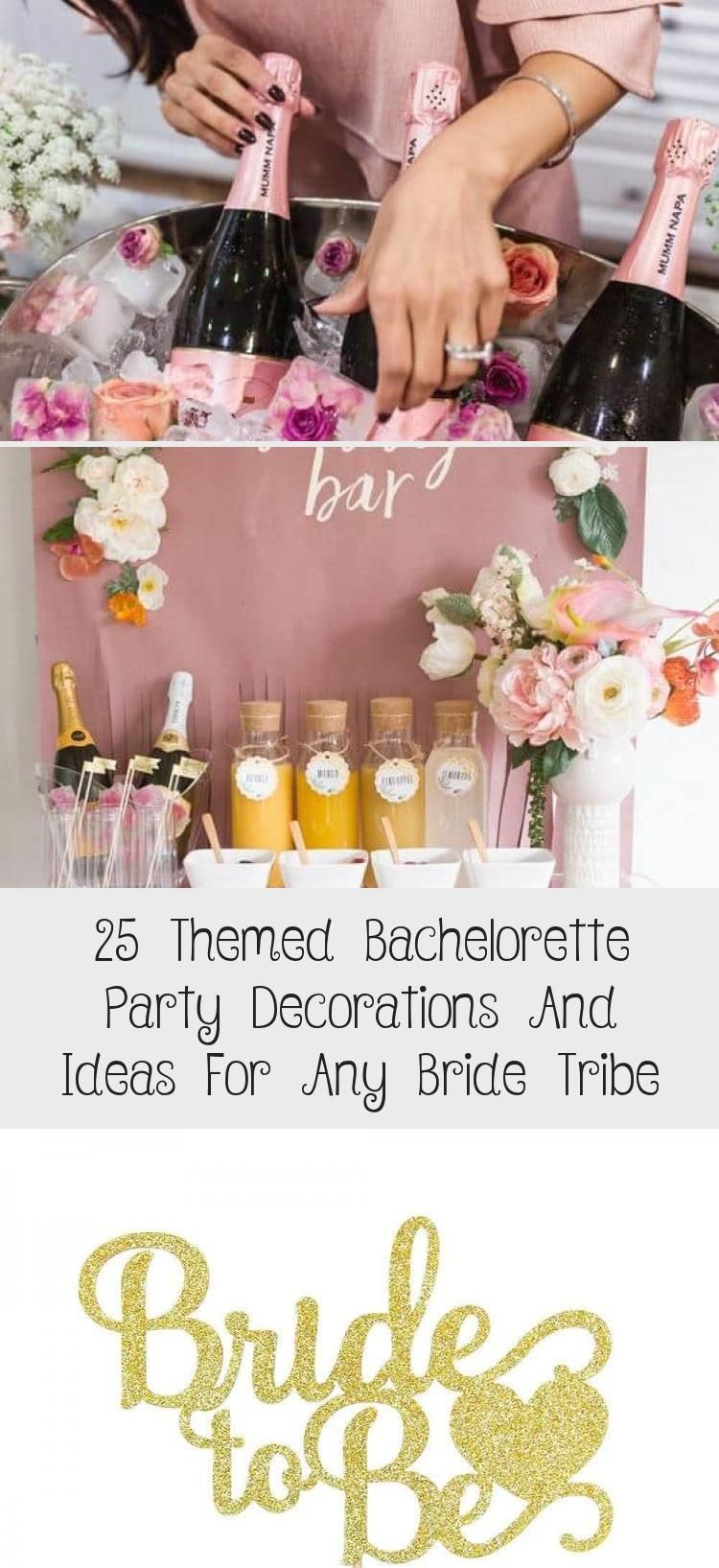 25 Themed Bachelorette Party Decorations And Ideas For Any Bride Tribe  Pinokyo 25 Themed Bachelorette Party Decorations And Ideas For Any Bride Tribe  Pinokyo
