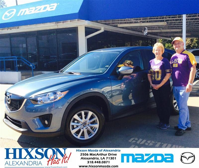 Congratulations to Michael Guillory on your Mazda Cx5