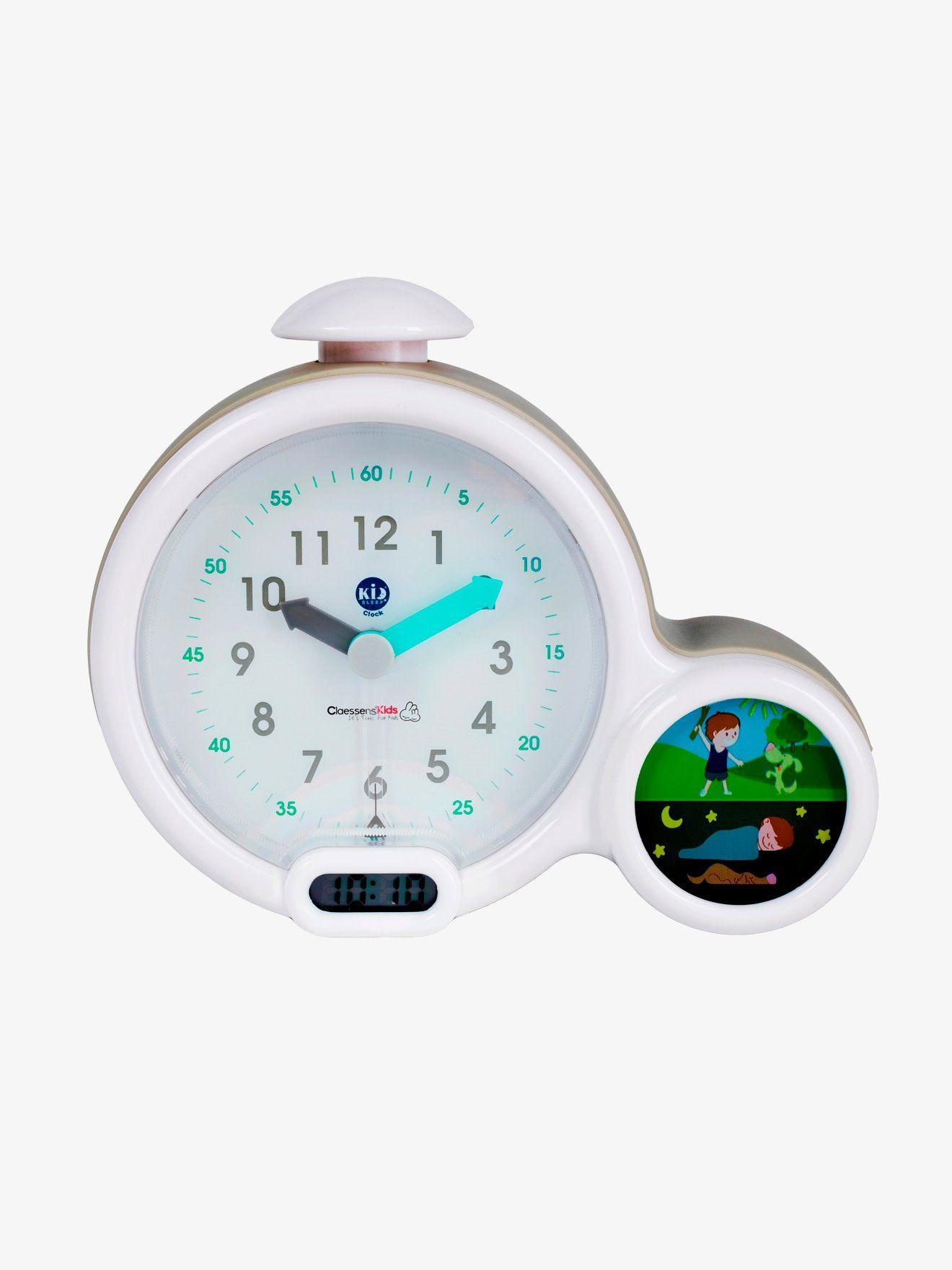 Réveil enfant LILIKIM Kid'Sleep Clock gris Innovant et