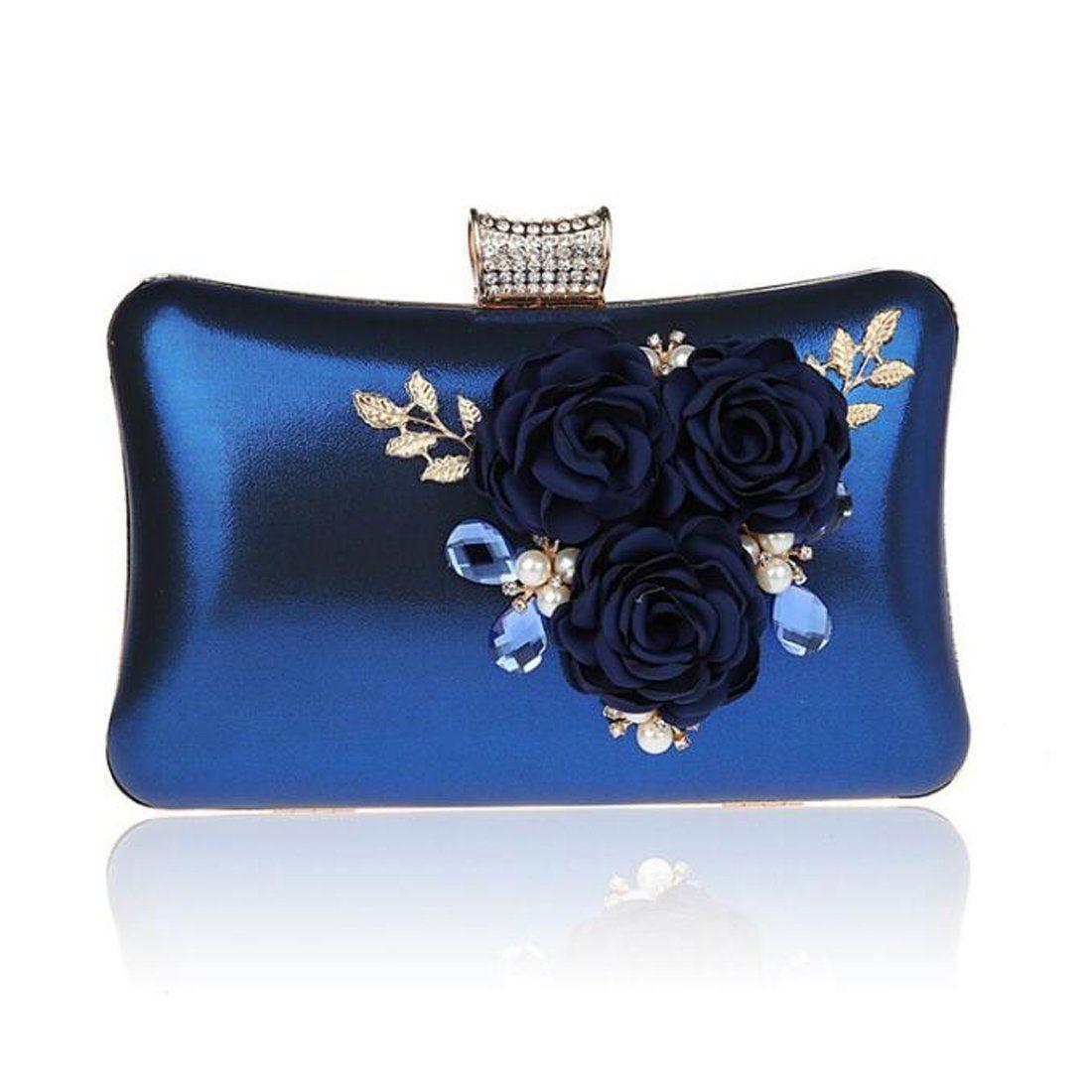 Women Clutch Bag Purse Evening Handbag Glitter Sequin Vintage Shoulder Bag For Bridal Wedding Party Prom Clubs Ladies Gift
