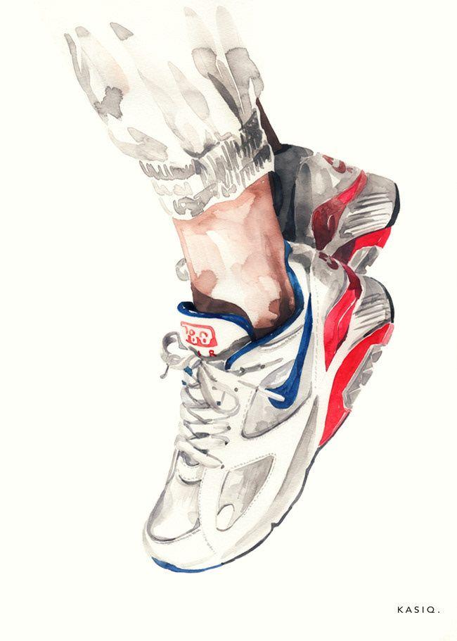 Photo of Fashion Shoes Illustration Collection_kasiq