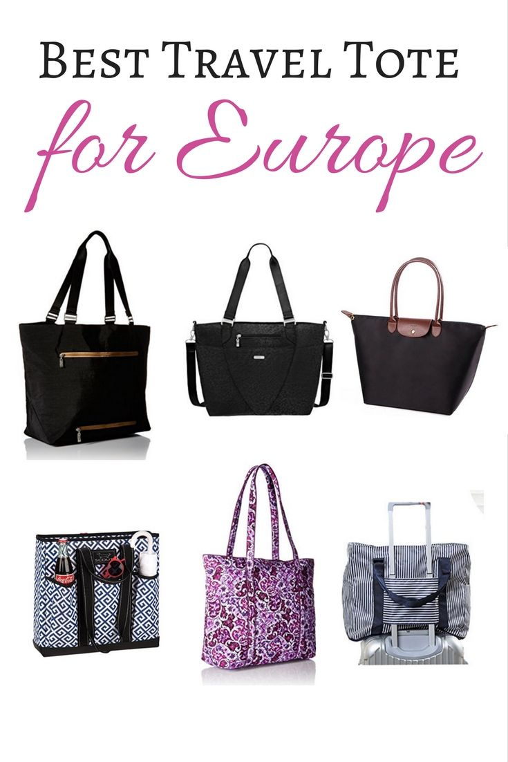 Best Travel Tote For Europe