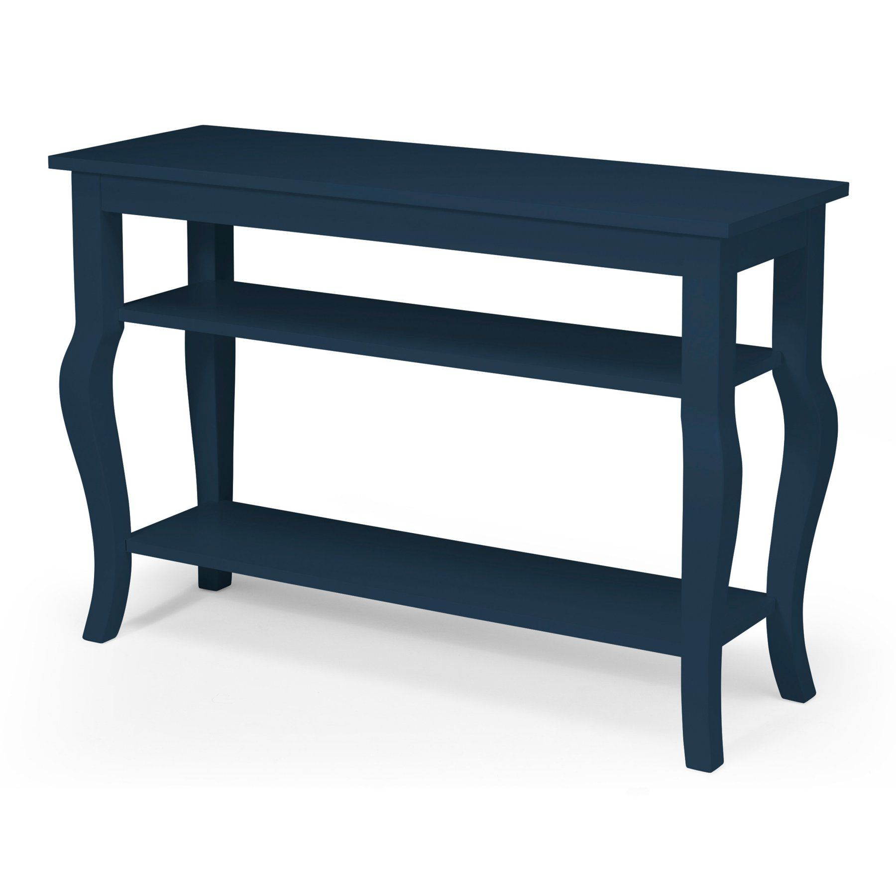 Kate And Laurel Lillian 2 Shelved Console Table  211383