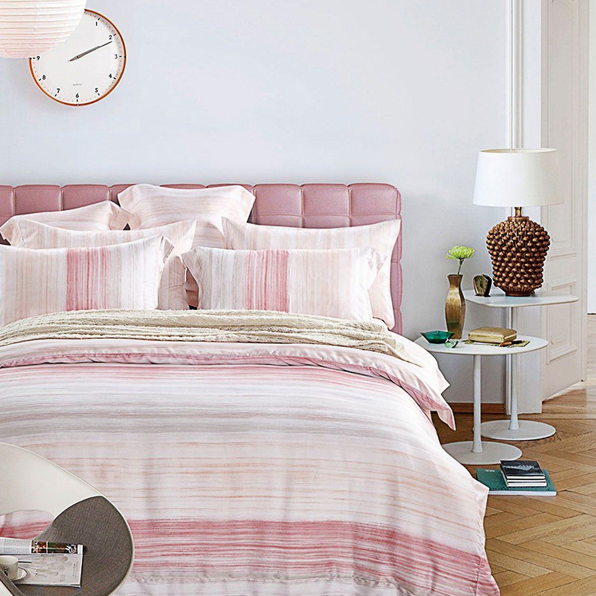 Bettwasche Aus Samt Bettwasche Leinenbettwasche Und Rosa Bettwasche