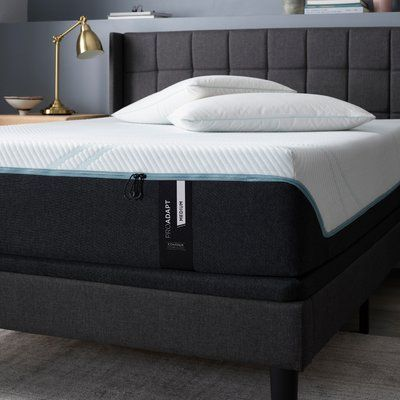 Tempur Pedic Tempur Proadapt 12 Medium Foam Mattress Mattress Size California King Mattress Soft Mattress Comfort Mattress