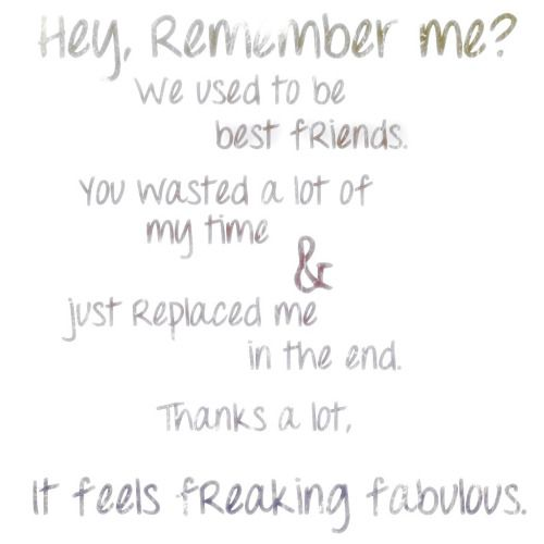 missing your ex best friend quotes