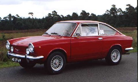 Fiat Began Producing The 850 And Later Supplied Abarth With