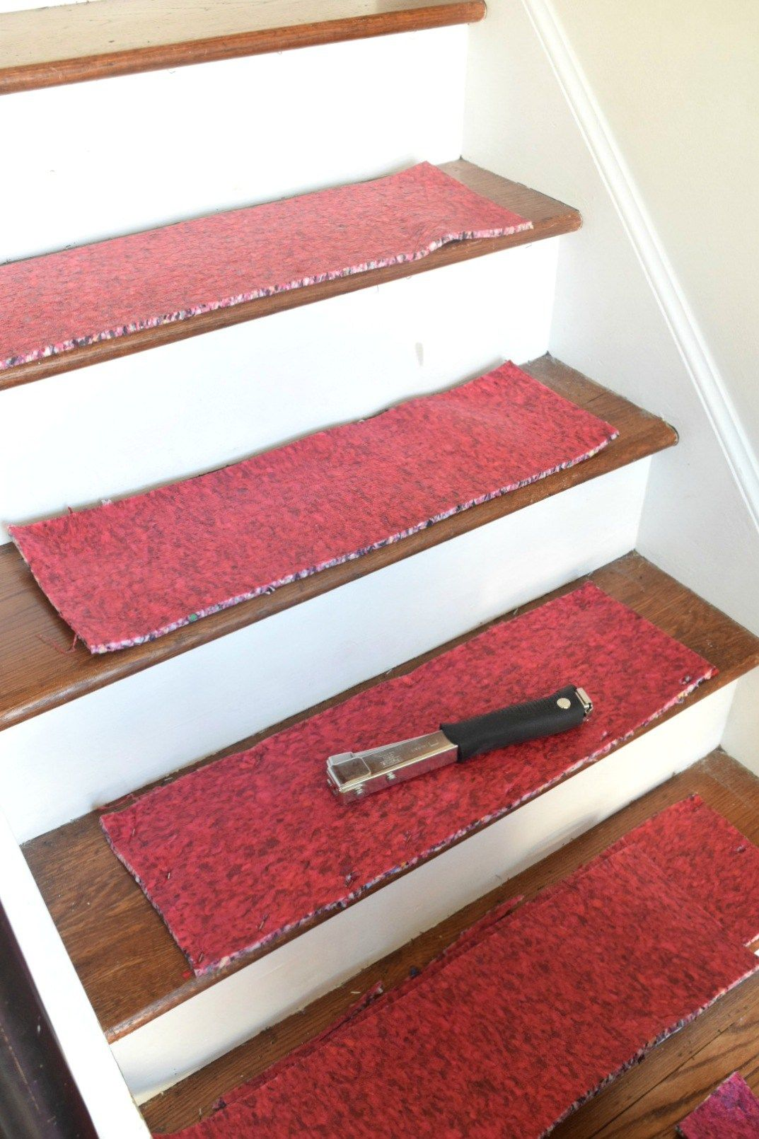 Learn From Our Mistakes When Installing A Stair Runner Staircase