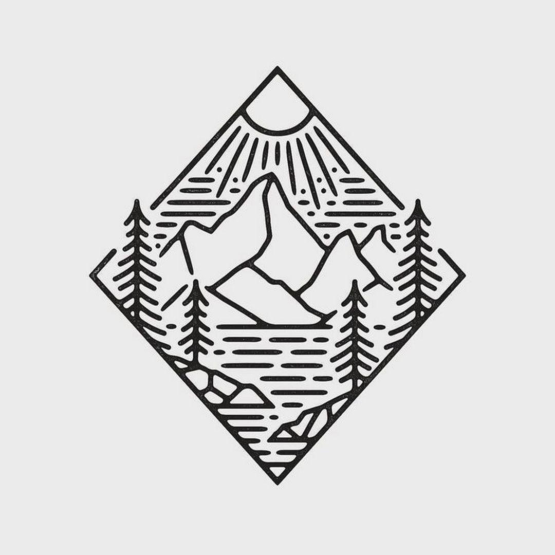 Aurora Powertrains Enjoy The Silence Of Nature Nature Logo