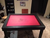 Captivating Game Table On A Budget $200 | BoardGameGeek | BoardGameGeek
