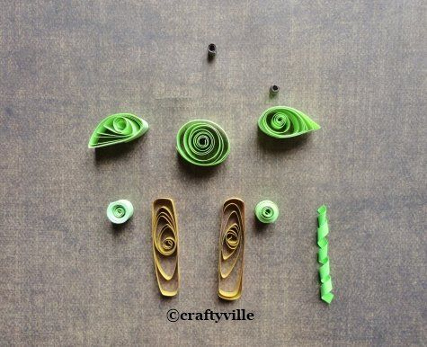 Quilling Patterns   star wars quilling patterns