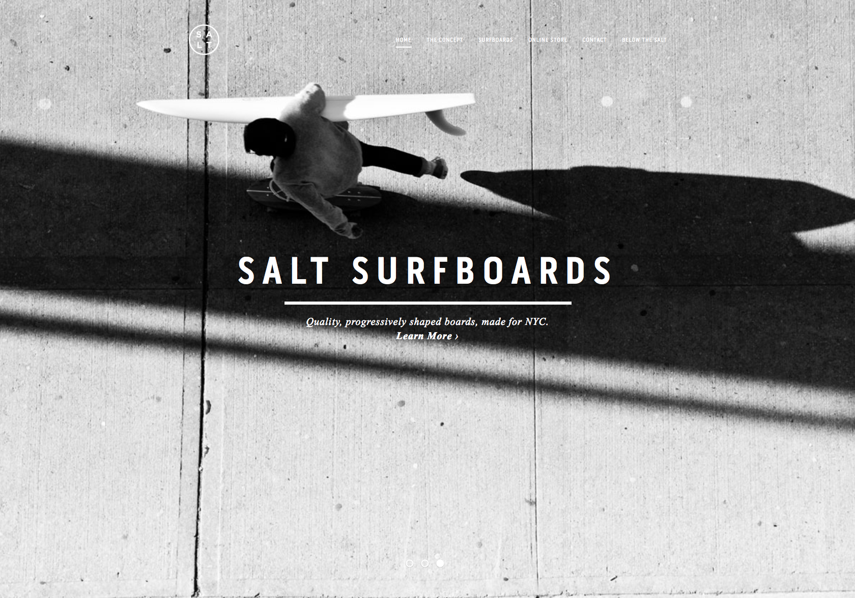 Salt Surfboards