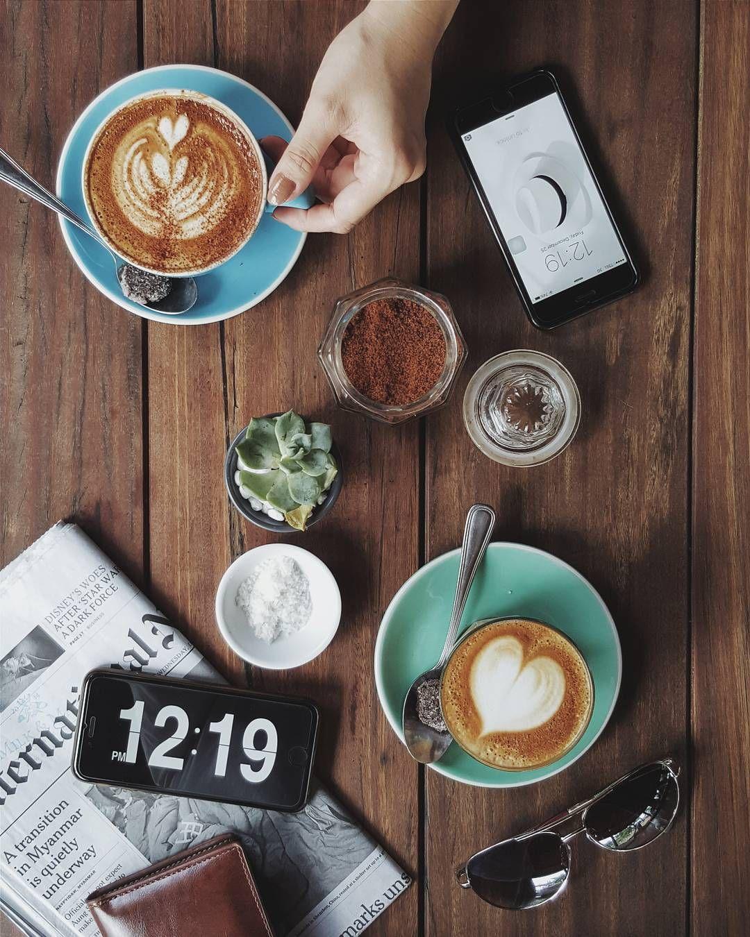 ClockAndCoffee Photo Contest Capturing clock and coffee