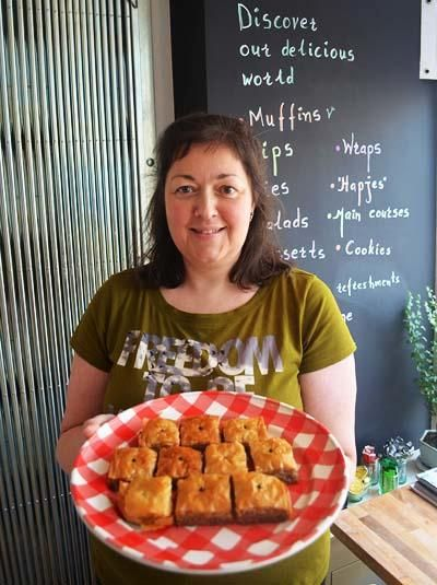 eigenaresse caterina by olivity http lokalinc nl lokalinc food drinks pinterest