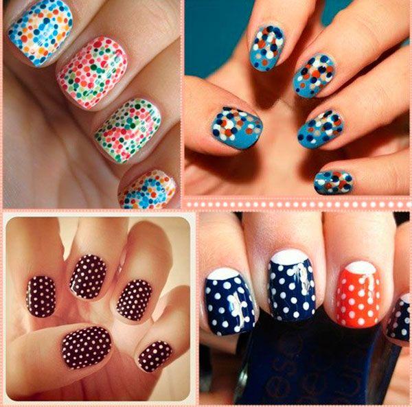 diseño uñas faciles hacer - Buscar con Google | Nails | Pinterest ...