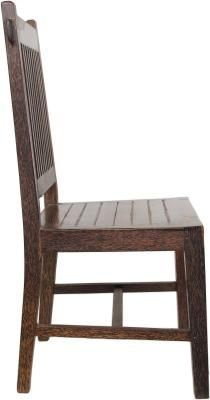 How To Upholster A Straight Back Chair Chair Furniture Rehab Wood Chair