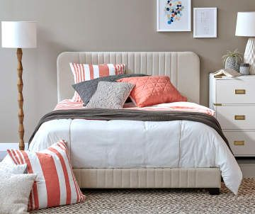 Best Beds Headboards And Footboards Big Lots Upholstered 400 x 300