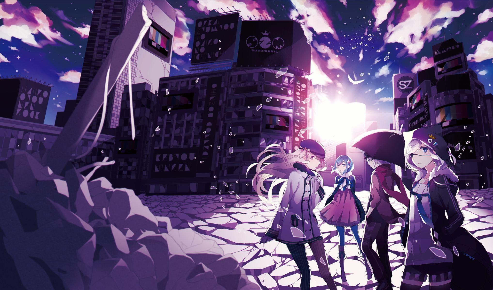 Pin by Meryuu on Saine Vocaloid Illust Nightcore