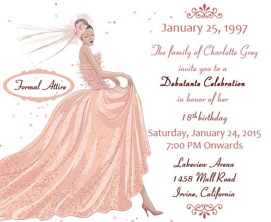 Class apart 7 great ideas to organize the perfect debutante ball debutante stopboris Image collections