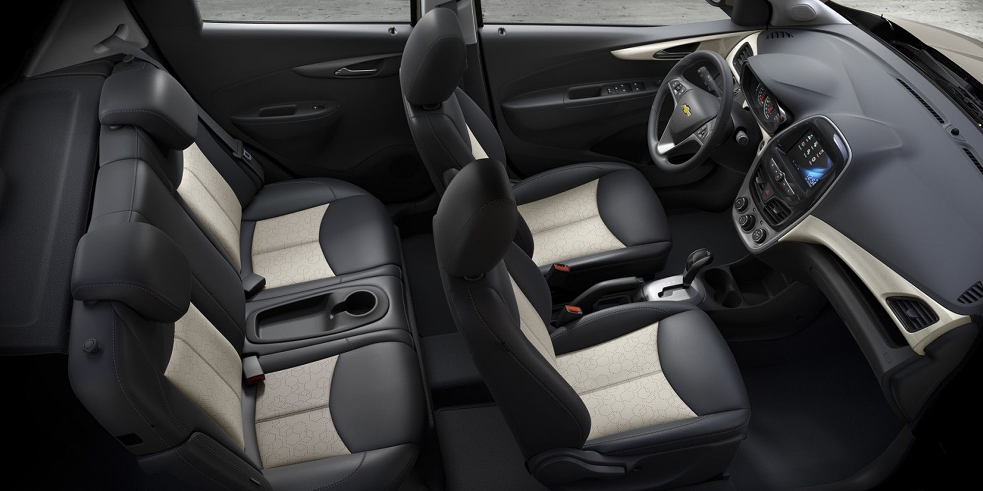 2018 Chevy Spark Interior Passenger Seating Capacity & More Car