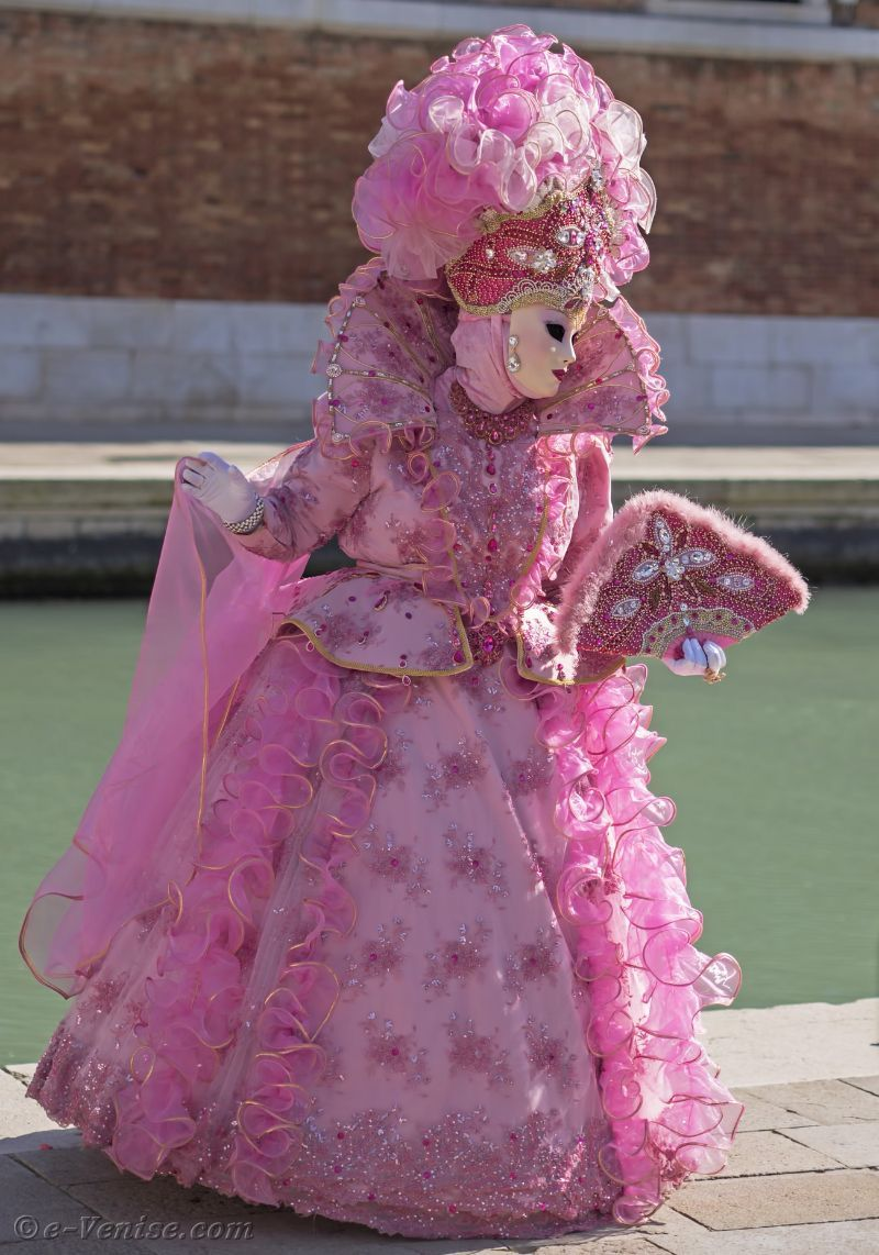 Photos Masques Costumes Carnaval Venise 2015   page 12