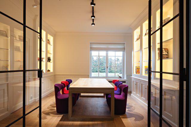 Landelijk wonen interieur eetkamer design dining room dining
