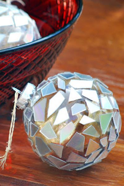 45 DIY Christmas Ornaments That Will Make Your Tree Truly