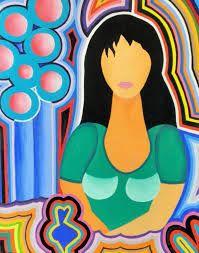 Resultado de imagen para pintura contemporanea de bolivia