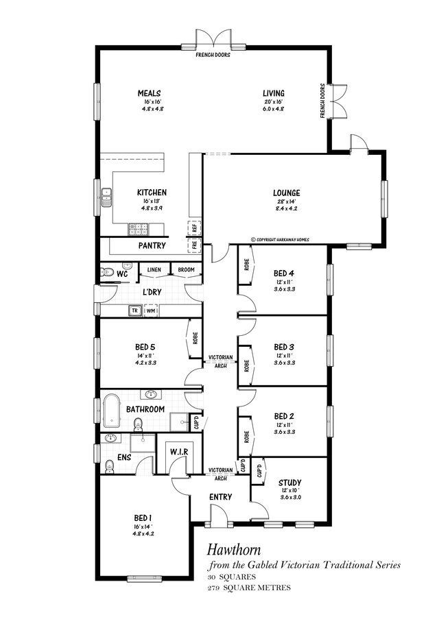 Harkaway Homes Freecall 1800 806 416 Designers And Suppliers Of Fine Reproduction Homes Including The Cl House Layout Plans New House Plans House Floor Plans