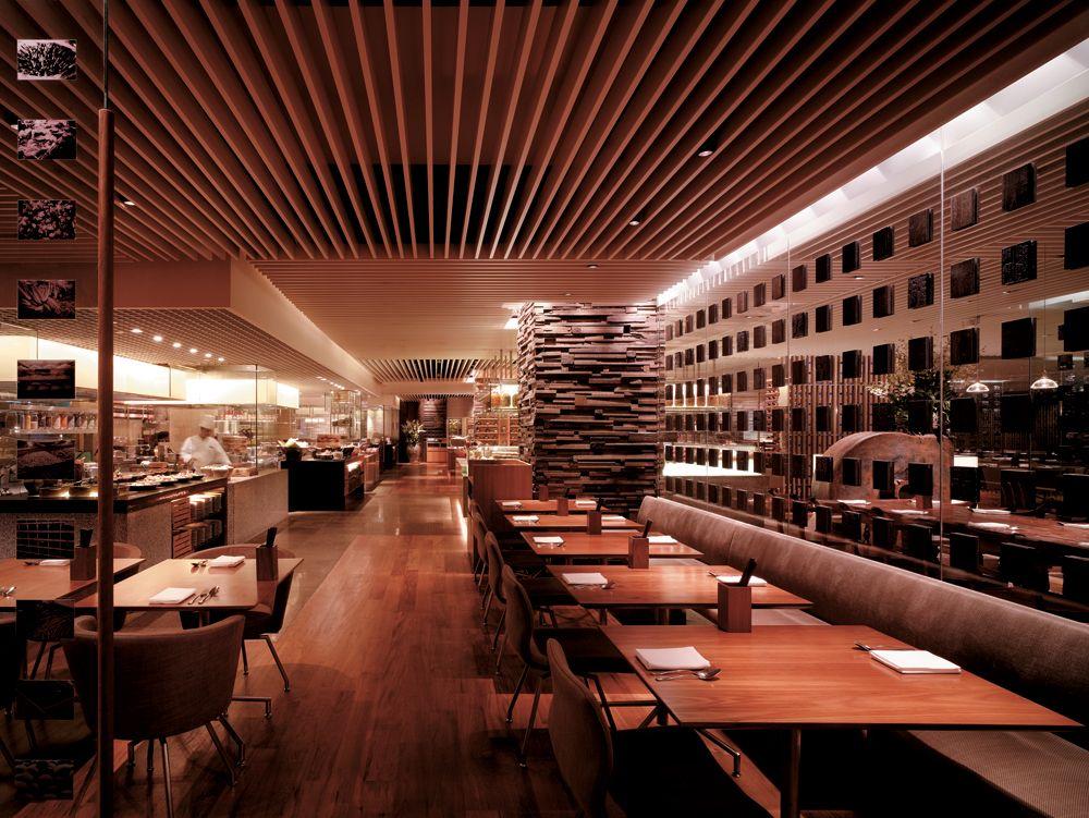 Straitskitchen Singapore Photo Gallery Bars And Restaurants In Singapore Straight Kitchen Grand Hyatt Restaurant