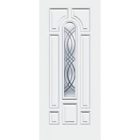 Benchmark By Therma Tru 36 Center Arch Lite Decorative Entry Door At Lowes