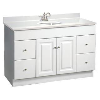Elegant Bathroom Vanity Cabinet Only