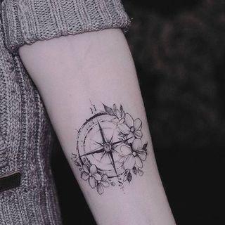 Tatuaggi a tema da viaggio: sogna sulla tua pelle!