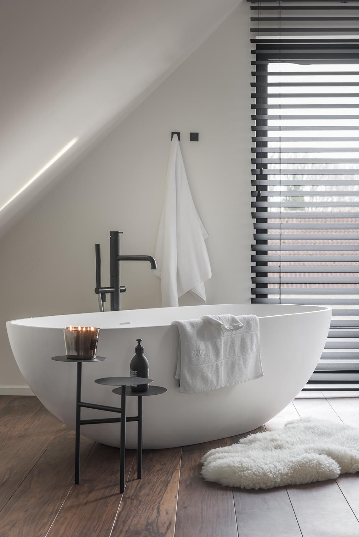 Salle De Bain Originale Jones Living Badkamer Baden In Rust Luxus Wonen H O M E