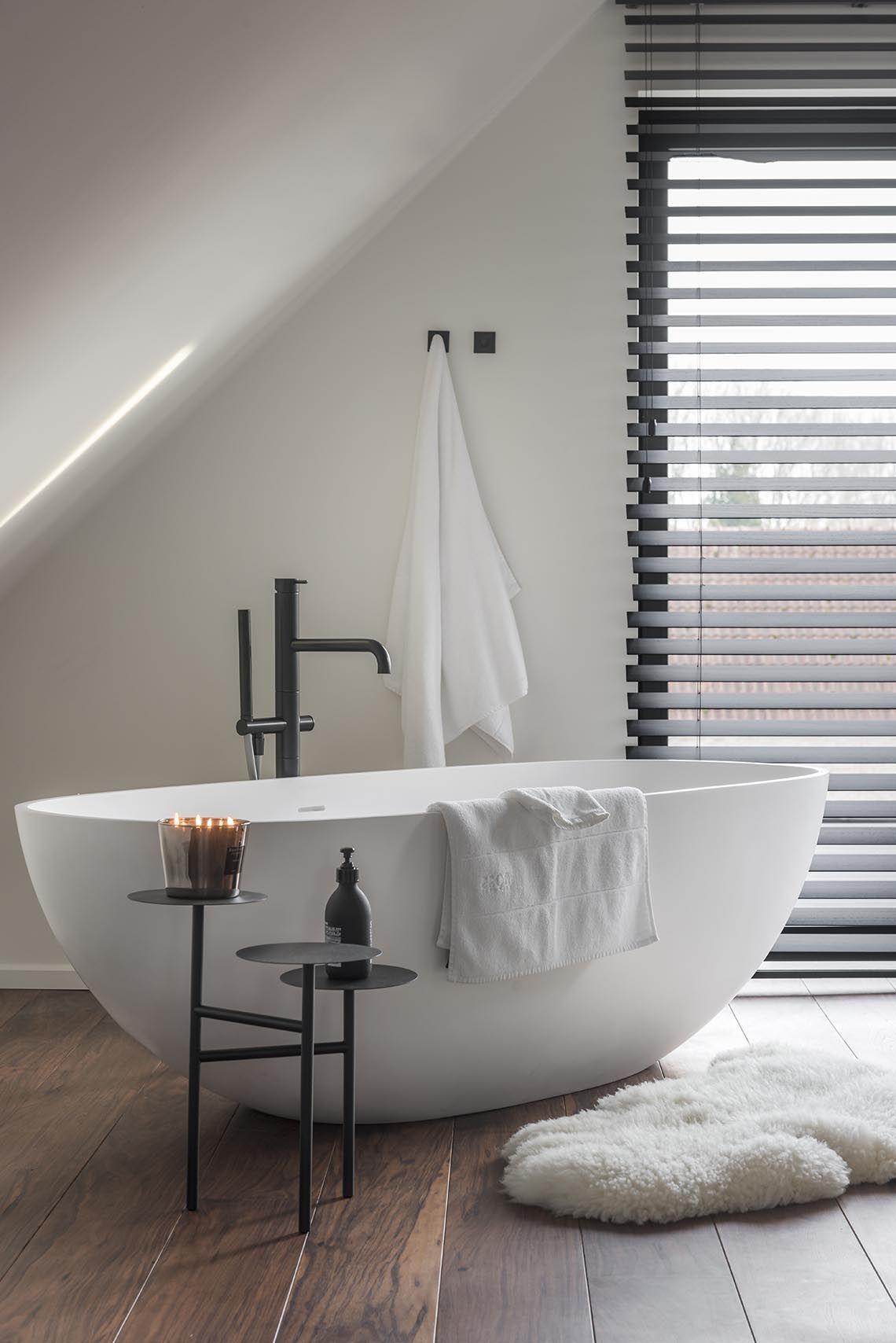 Jones Living | Badkamer | Baden in rust | Luxus Wonen | Property ...