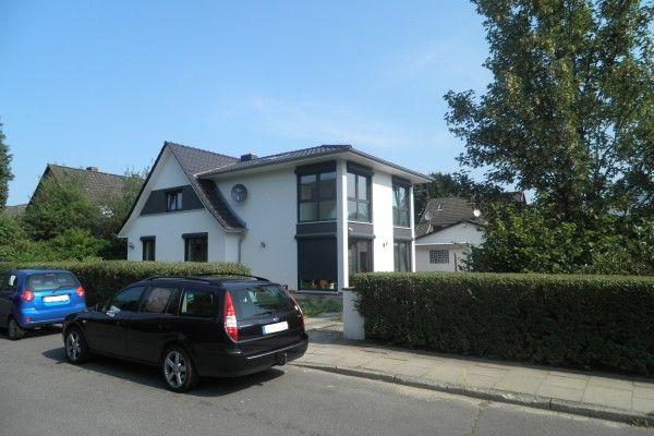 Anbau an ein Einfamilienhaus in Hamburg Billstedt