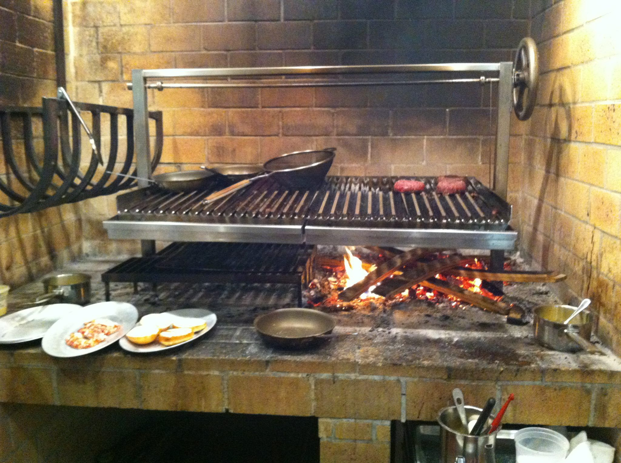 Grillworks inc wood grills customer grill photos - Barbecue argentin ...