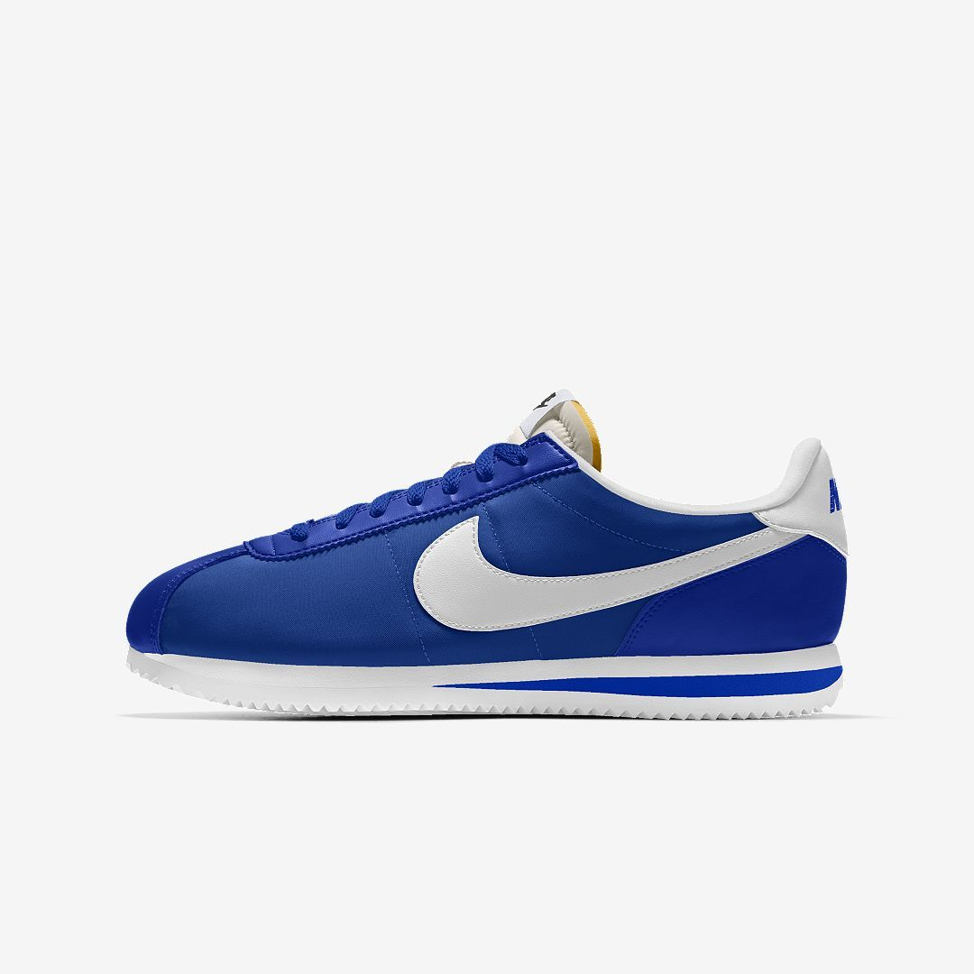 huge discount 67914 861d3 The Nike Cortez Basic By You Custom Shoe | Products in 2019 ...