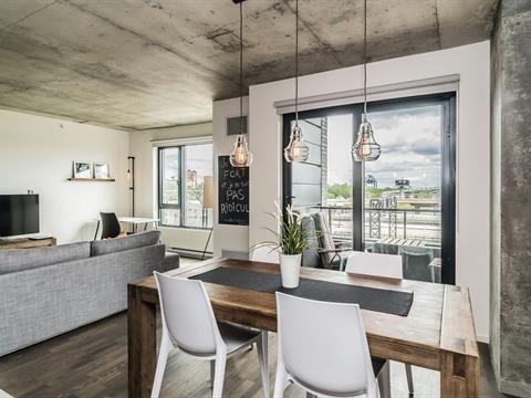 Condo   Appartement à louer à Le Sud-Ouest (Montréal) - 1 990