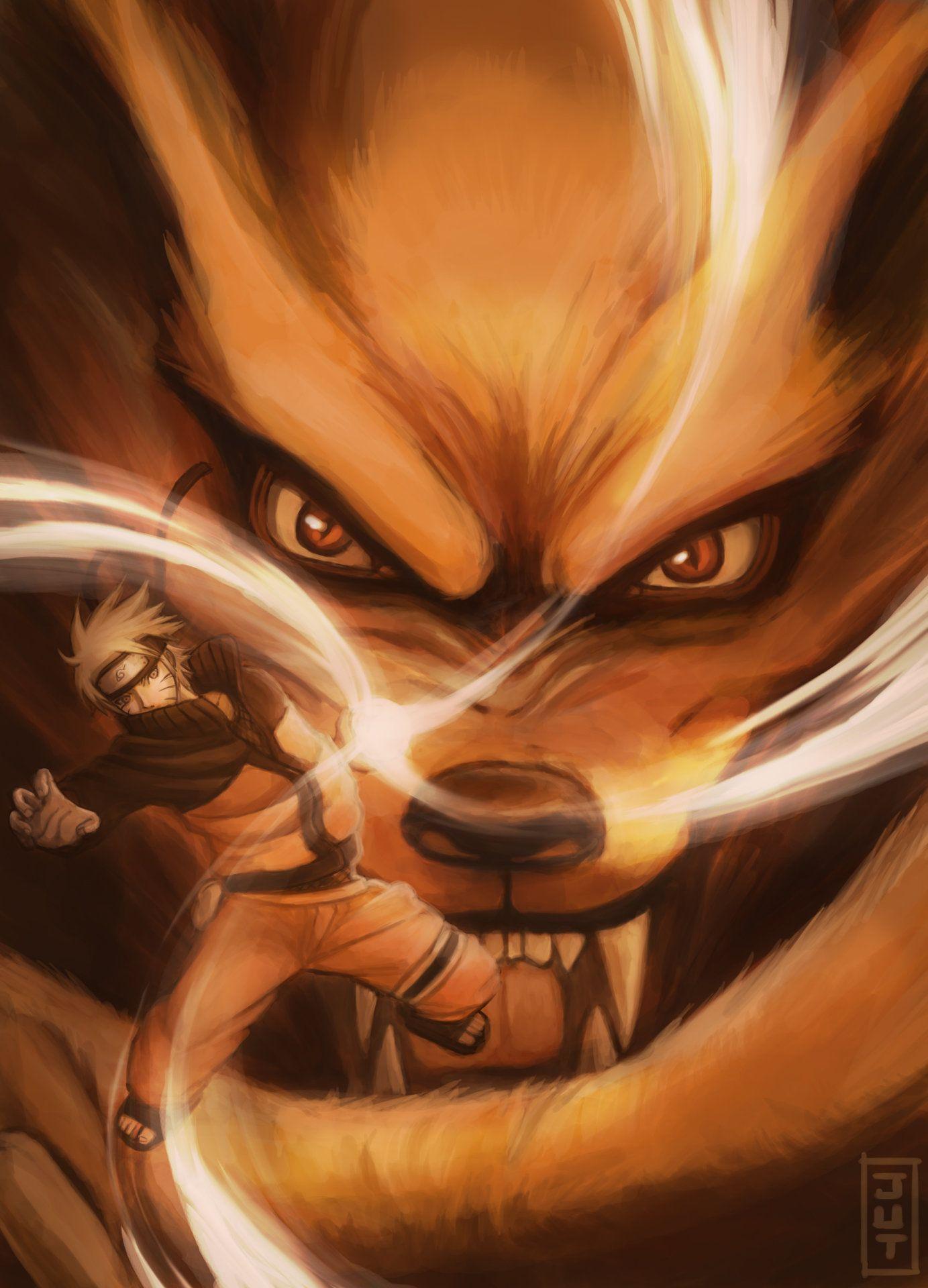3 Naruto Kurama