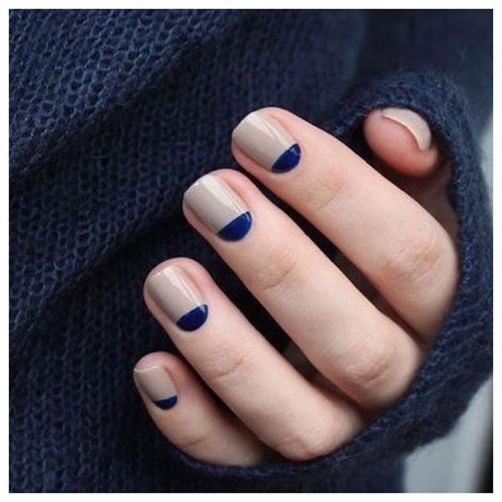Want These Nails Need These Nails Overdue For Some Girl Time With Our Staff Help Us Find The Best Salon In Baton R Minimalist Nails Moon Nails Trendy Nails