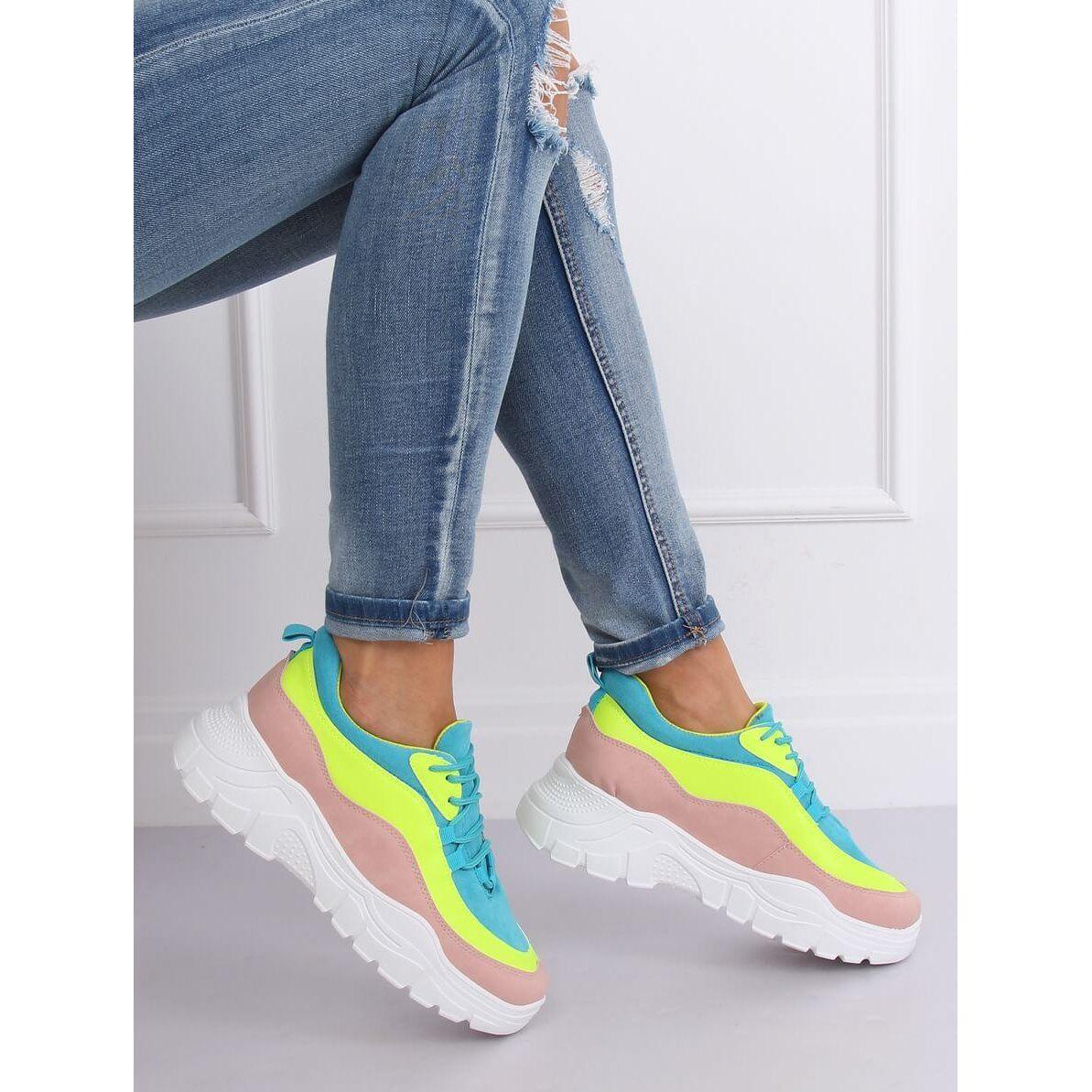 Buty Sportowe Wielokolorowe 902 3 Pink Saucony Sneaker Shoes Sneakers